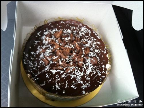 Fatboybakes - Home Baked Spencer's Four Seasons Cake