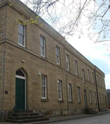[10593] Hillsborough Barracks : Hussar Court