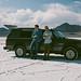 Bonneville Salt Flats, Utah USA by Kevin N. Murphy