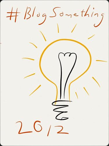 #BlogSomething2012