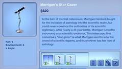 Morrigan's Star Gazer