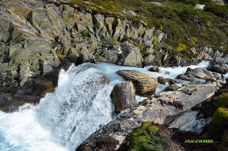 Waterfall Patagonia
