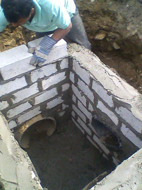 Catch Basin Repair 2