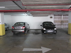 automobile, automotive exterior, wheel, vehicle, bumper, car park, parking,