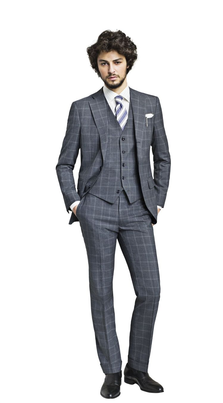Kateb 0014_Suits Select SS12