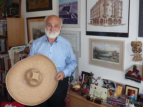 Josef Opatrný o Mexičanech: S angličtinou jim k srdci nepřirostete