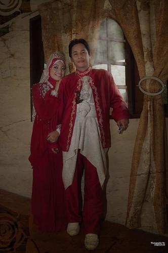 Sh Zul Faizal & Norlidah by mkajunai