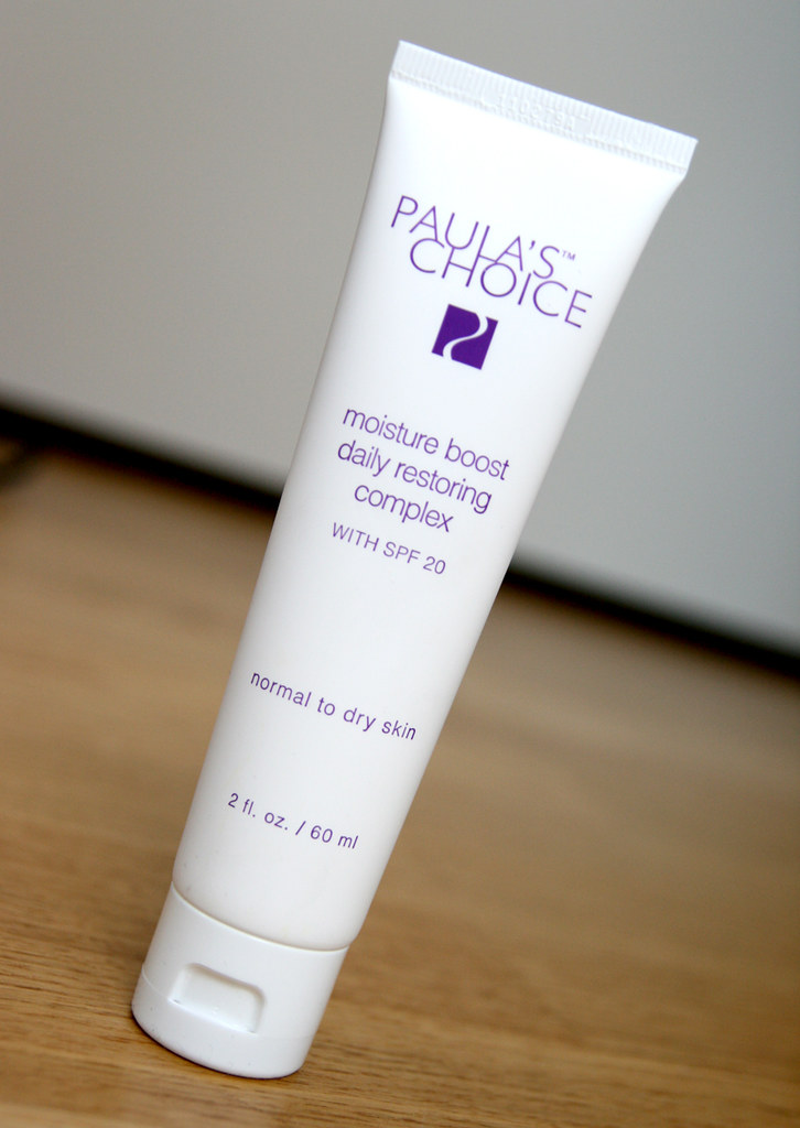 paula's choice moisture boost daily restoring complex spf 20