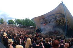 Metalfest West 2012 auf der Loreley