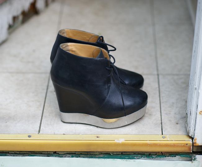 ACNE Atacoma boots