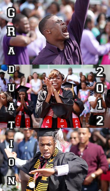 UA Graduation 2012