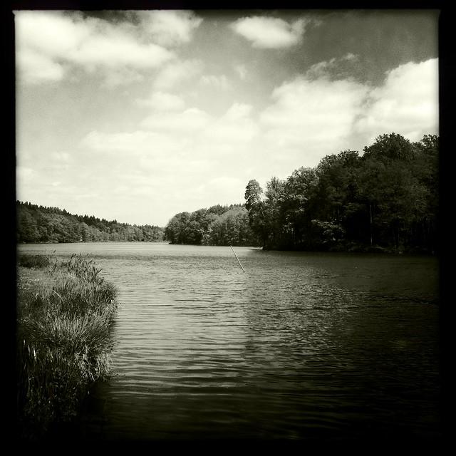 lake, gut klostermühle