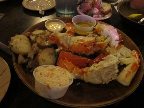 Bob Chinn's Crab legs