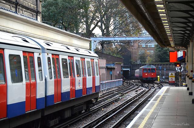 High Street Kensington Station