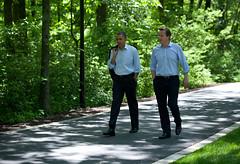 G8 at Camp David