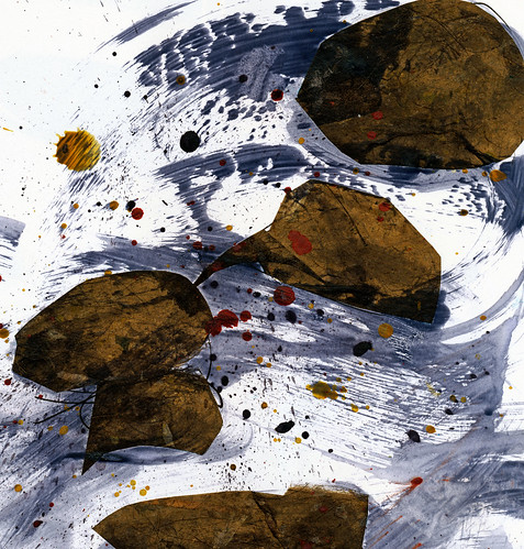 Rocks and water: memory