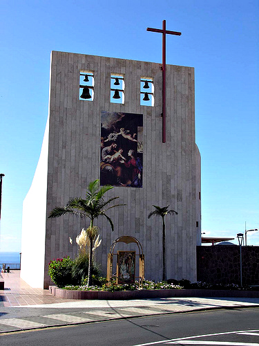 Iglesia San Jose de Los Olivos, Adeje, Tenerife