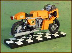 1975 Rickman CR750