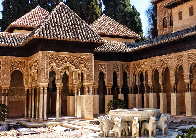 palace of the lions alhambra The alhambra - patio de los leones they called the most elegant part of it the room of the lions although its name for the moors was the palace of.