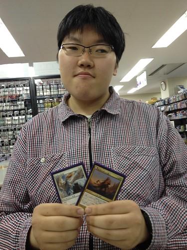 LMC Chiba Ekimae 413th Champion : Miyamoto Hiroya