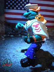 Mutant Military  TEENAGE MUTANT NINJA TURTLES ::  MIDSHIPMAN MIKE iv (( 1991 ))