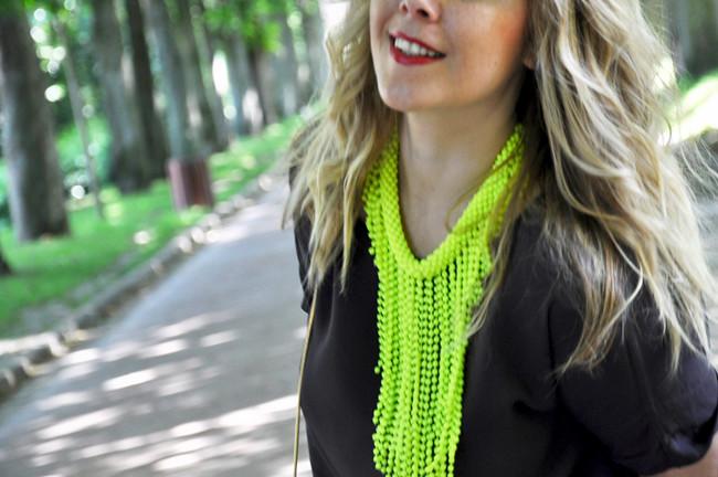 Blog mode, vetements fashion, fashion blog -Fluo - 1
