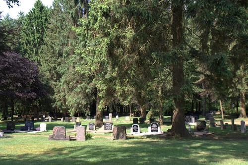 Witteveen cemetery