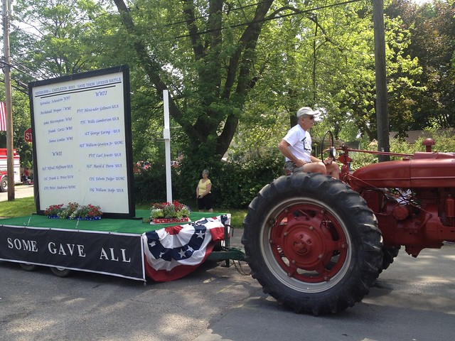 Memorial Day Parade, Castleton-On-Hudson