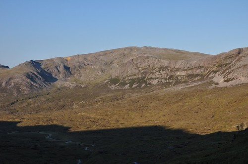 Breabag from Garbh Choire