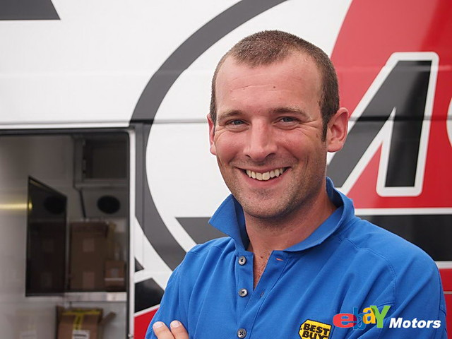 David Binks Best Buy Racing Rallycross Team