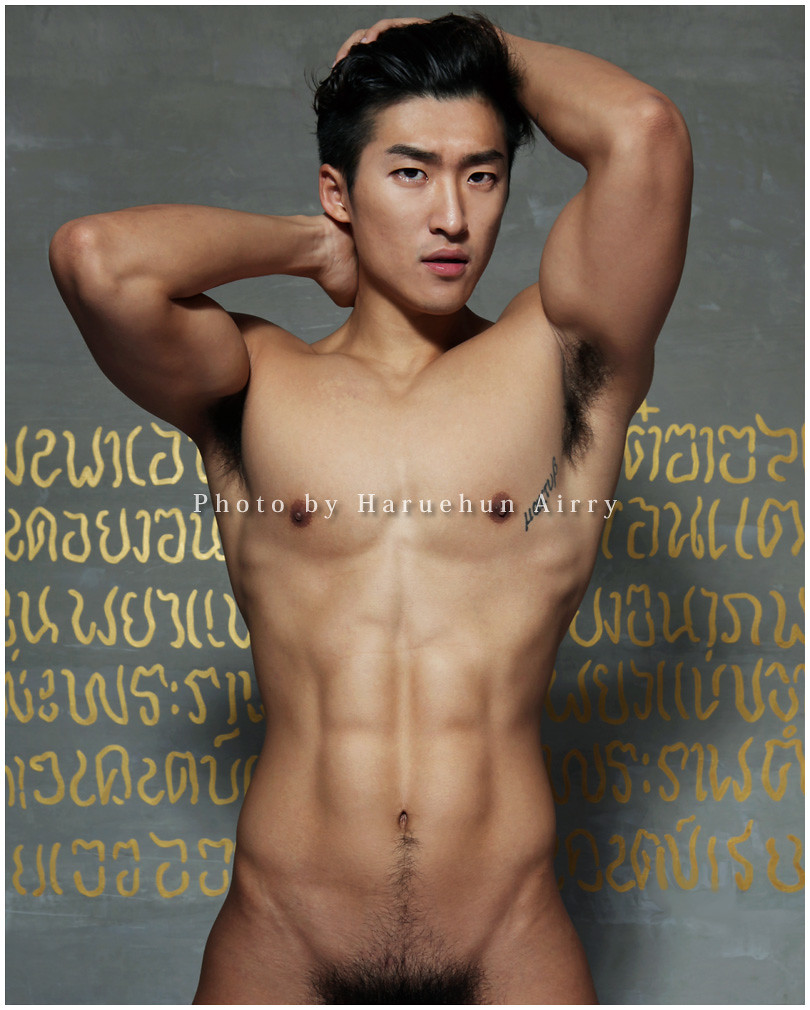 free naked korean guys