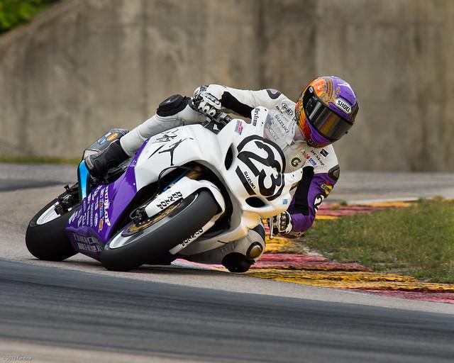 Superbikes Road America