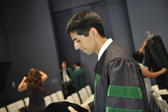 Medical School Commencement Ceremony, Class of 2012, Boonshoft School of Medicine, Dayton, Ohio