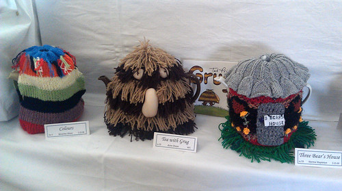 Tea Cozy Exhibition 2012 - Tea with Grug