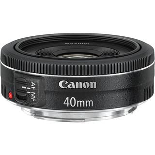 Canon 40mm f/2.8 STM Pancake Lens