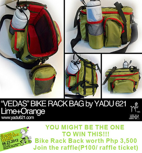 Manila Folding Bike Festival 2012 - Yadu bag
