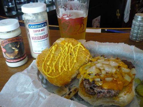 Caribou Burger Recipes