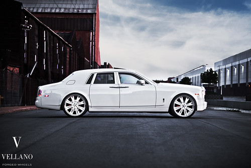 Rolls Royce Phantom / Vellano VRT Wheels