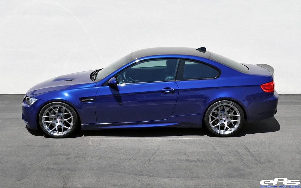 Interlagos Blue M3 On Hre P40sc