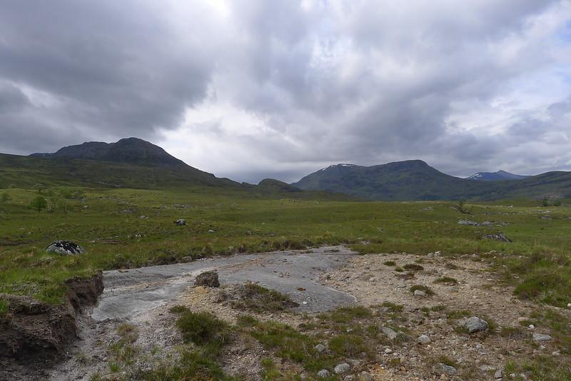 The Loch Treig Hills