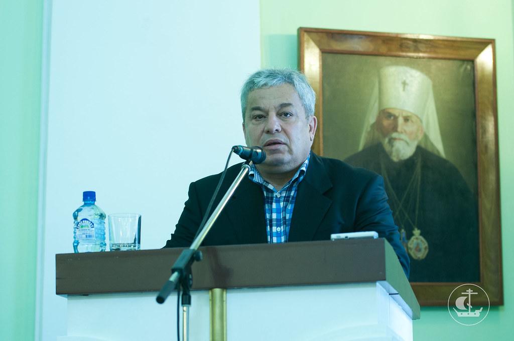 Слово вице-губернатора Санкт-Петербурга В.И. Кичеджи