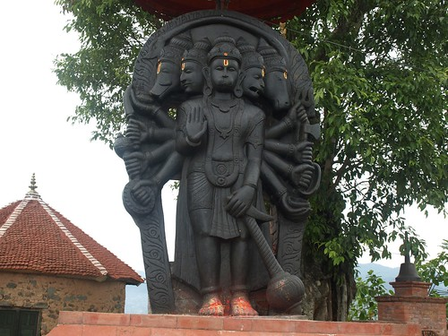 Panchmukhi Hanuman and the story behind the five faces of Hanuman