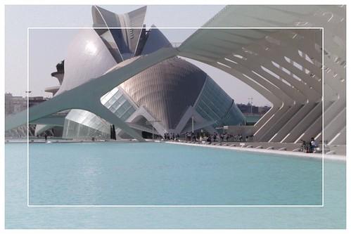 Ciudad de las Artes y las Ciencias by Ginas Pics