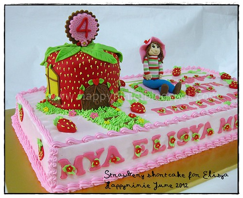 strawberryshortcake elisya