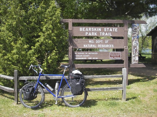 Bearskin Trailhead