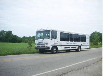 Limo Service Lafayette Charter Bus Rental VIP Services Lafayette ...