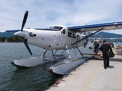 aviation, airplane, propeller driven aircraft, vehicle, light aircraft, seaplane,
