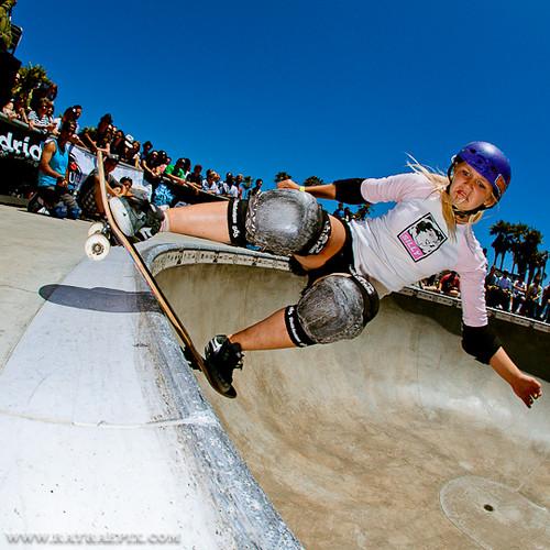 "Venice Skatepark ""Polar Bear Pool Jam""  2012"