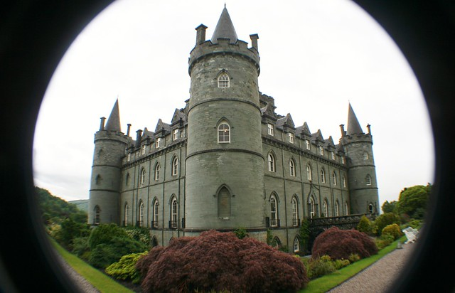 Inverarary Castle, Argyll