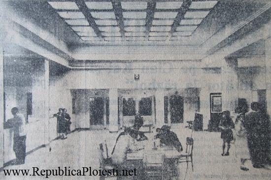 Holul Postei Mari - 1958